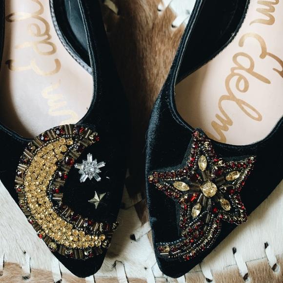 Sam Edelman Shoes - Sam Edelman Rexley Mary Jane Flat - Sz 8.5